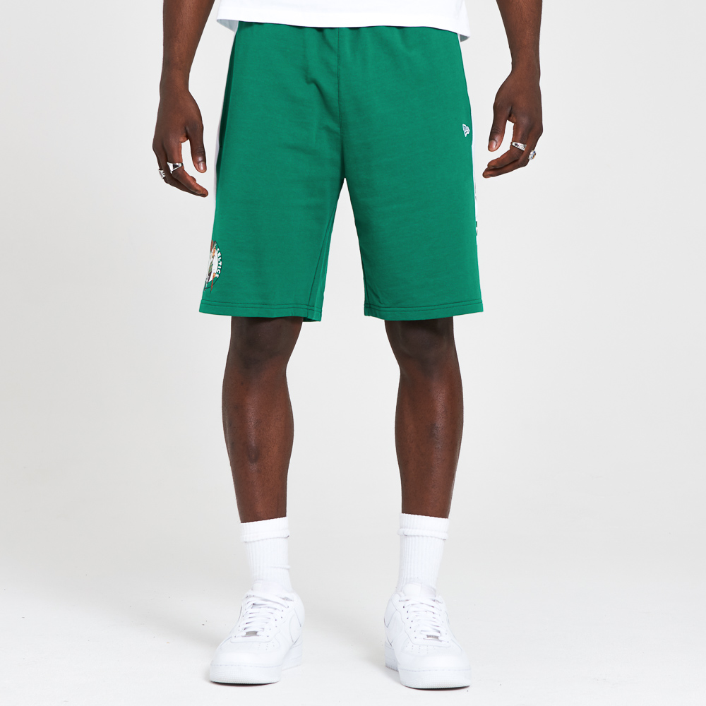 Shorts Boston Celtics Tape, verde
