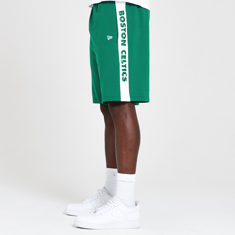 Boston Celtics Tape Green Shorts