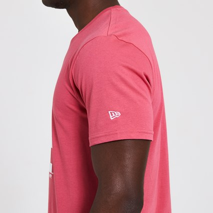 LA Dodgers Seasonal Team Pink T-Shirt