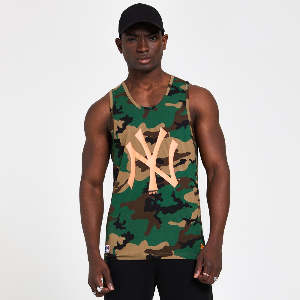 New York Yankees – Weste – Camouflage