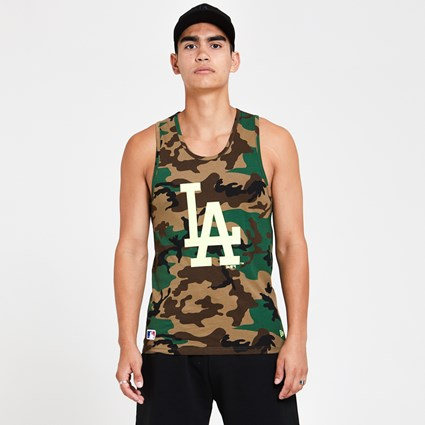 Los Angeles Dodgers Camo Vest