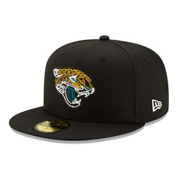 Jacksonville Jaguars NFL20 Draft Black 59FIFTY-Kappe