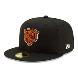 Chicago Bears NFL20 Draft Black 59FIFTY Cap