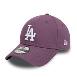Gorra Los Angeles Dodgers Essential 9FORTY, morado