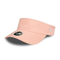 New Era Womens Essential Pink Visor