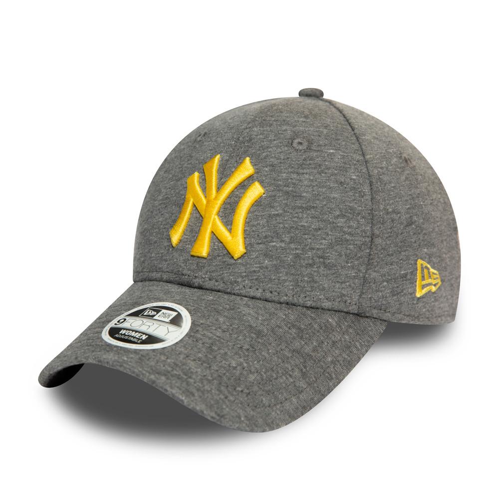 Casquette grise 9FORTY des New York Yankees pour femme