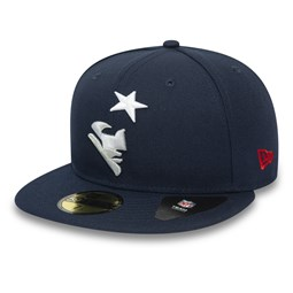 59FIFTY – New England Patriots Team Tonal – Kappe in Marineblau