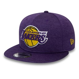 Los Angeles Lakers Shadow Tech Purple 9FIFTY Snapback Cap