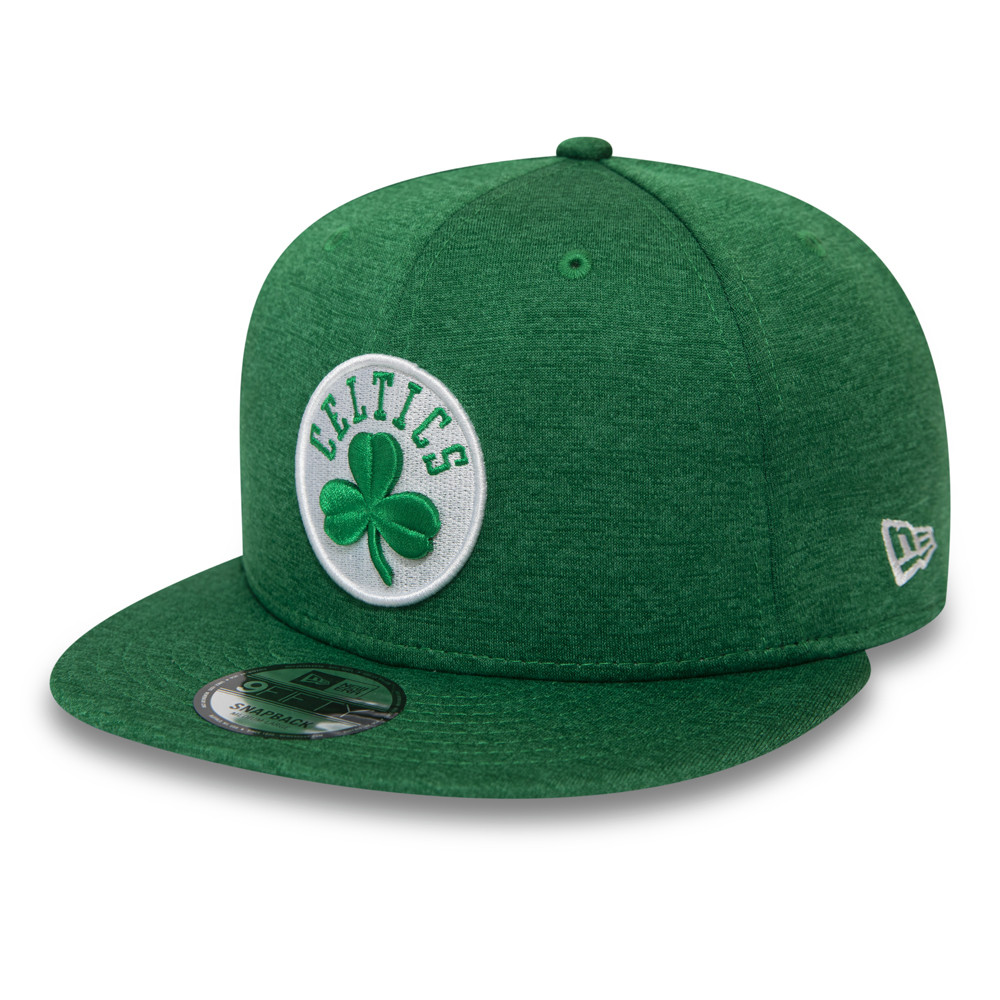 9FIFTY Snapback – Boston Celtics – Shadow Tech – Kappe in Grün
