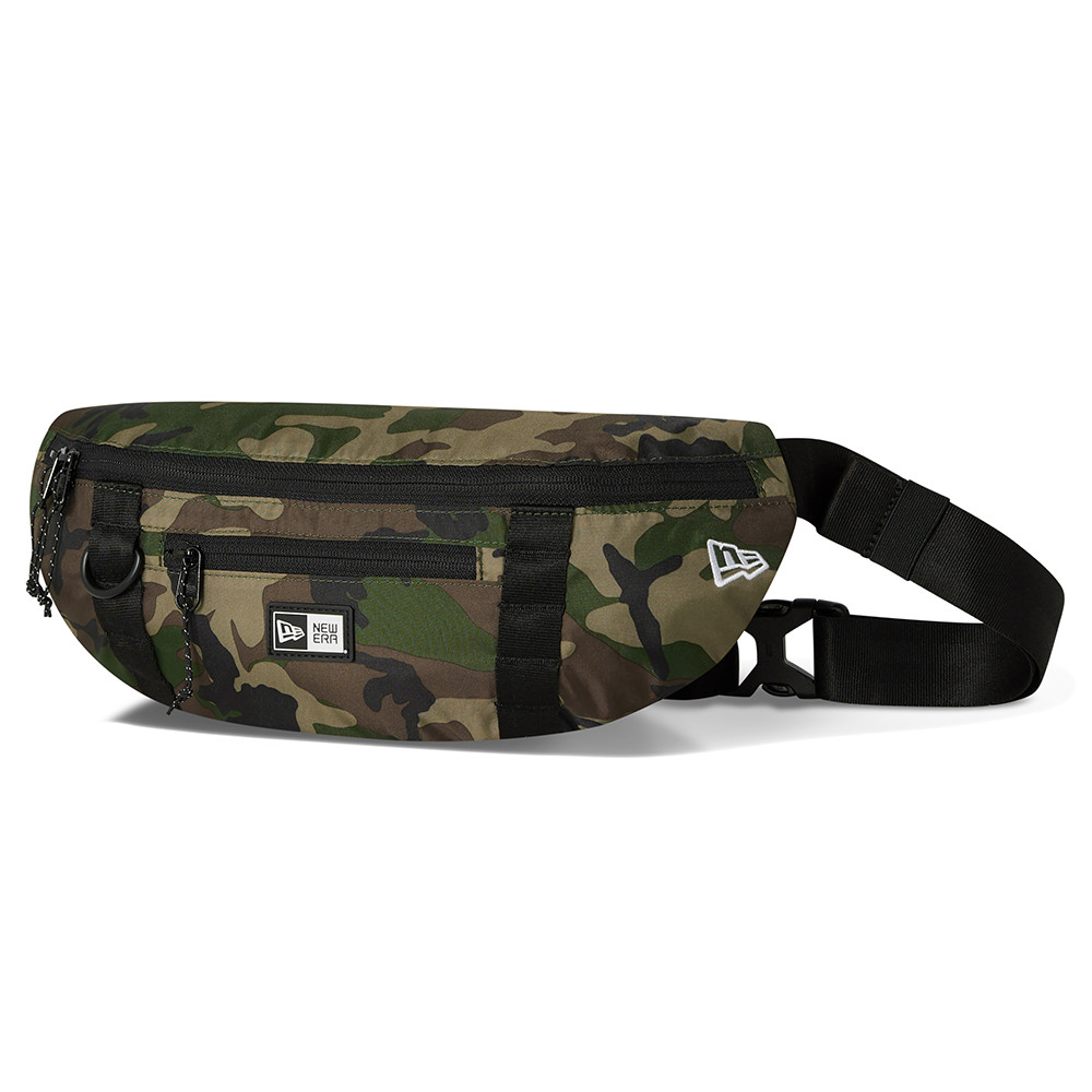 New Era Essential Camo Mini Waist Bag