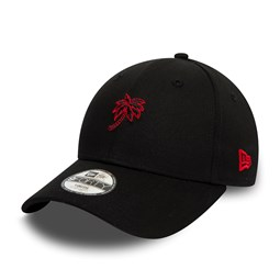 New Era Palm Tree Kids Black 9FORTY Cap