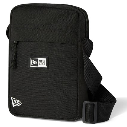 New Era Essential Black Side Bag