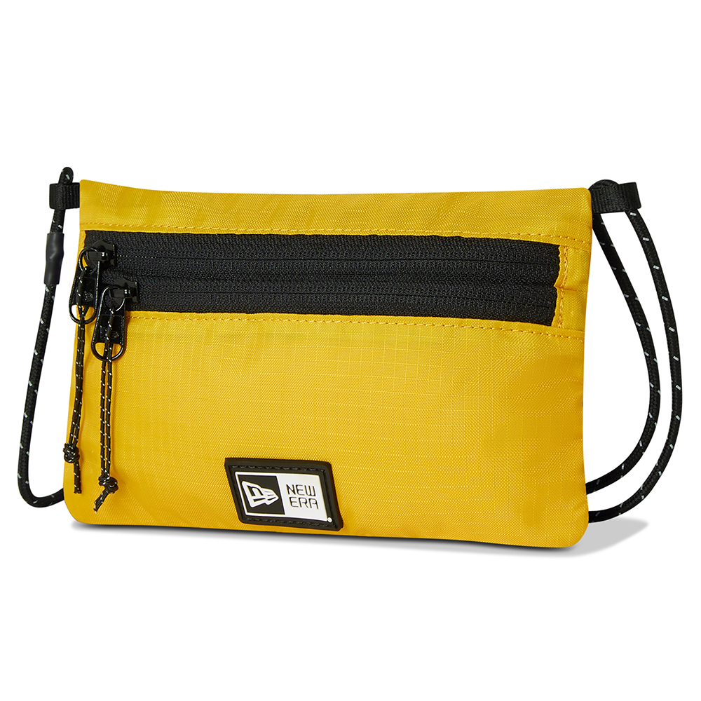 New Era Mini Sacoche Yellow Side Bag