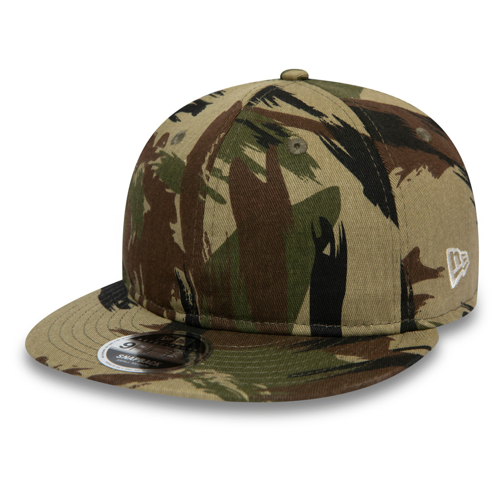 Casquette 9FIFTY Ripstop Retro Crown, camouflage