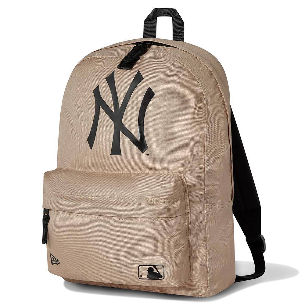 New York Yankees - Rucksack in Steingrau