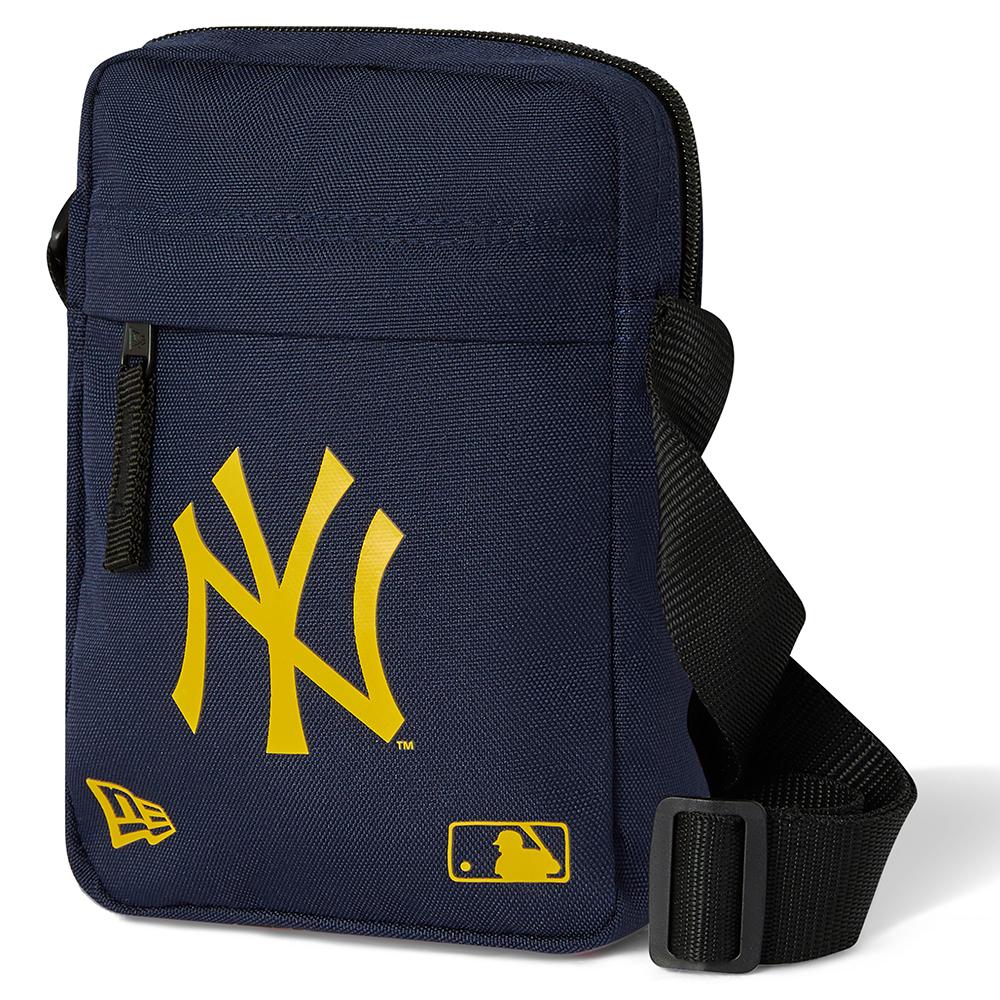 Sacoche New York Yankees Bleu marine / Logo jaune
