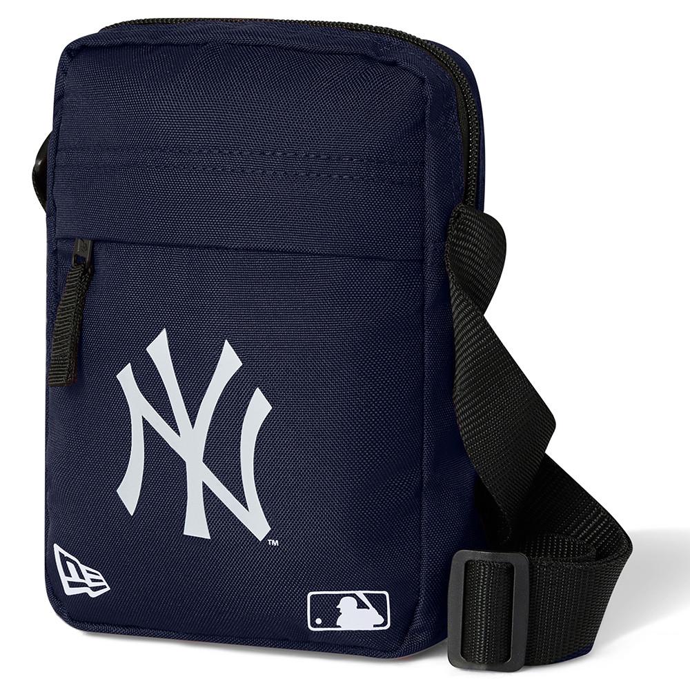 New York Yankees Navy Side Bag