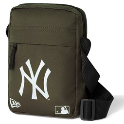 New York Yankees Green Side Bag