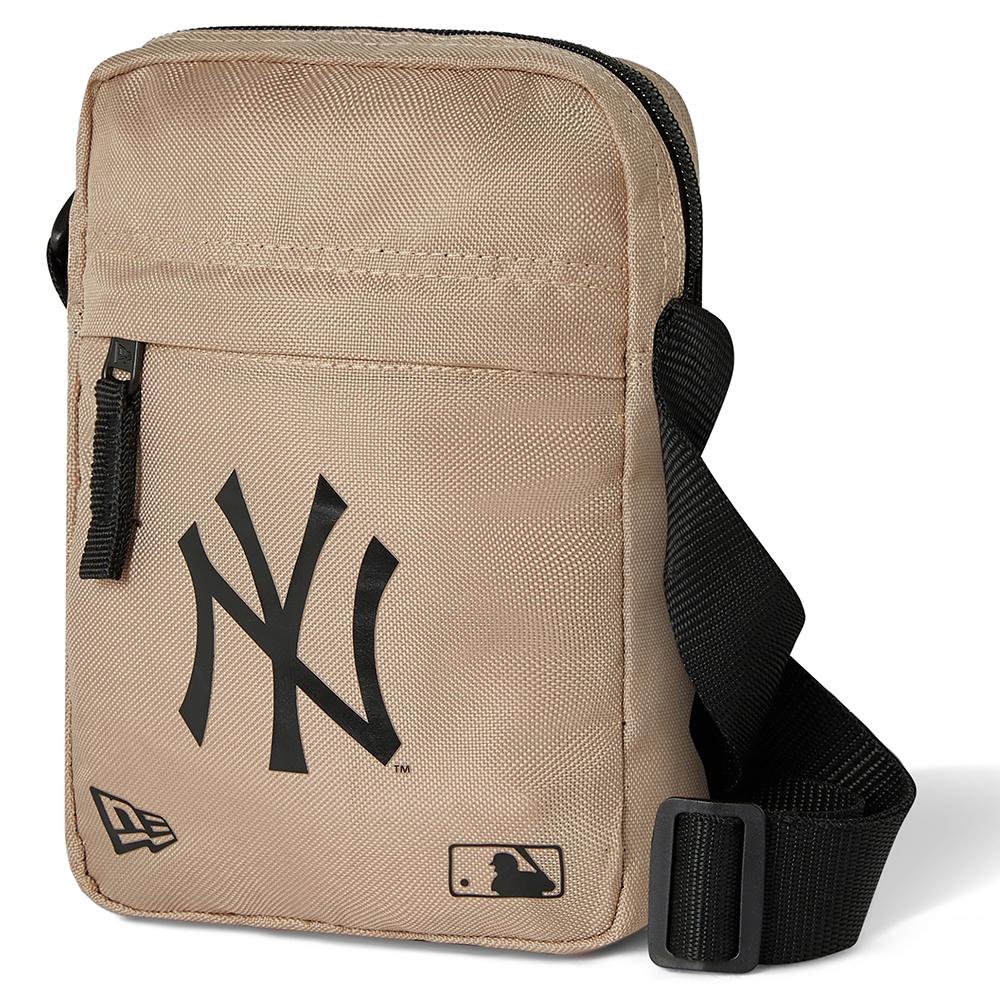 New York Yankees – Umhängetasche – Steingrau
