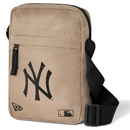 Sacoche New York Yankees Grège