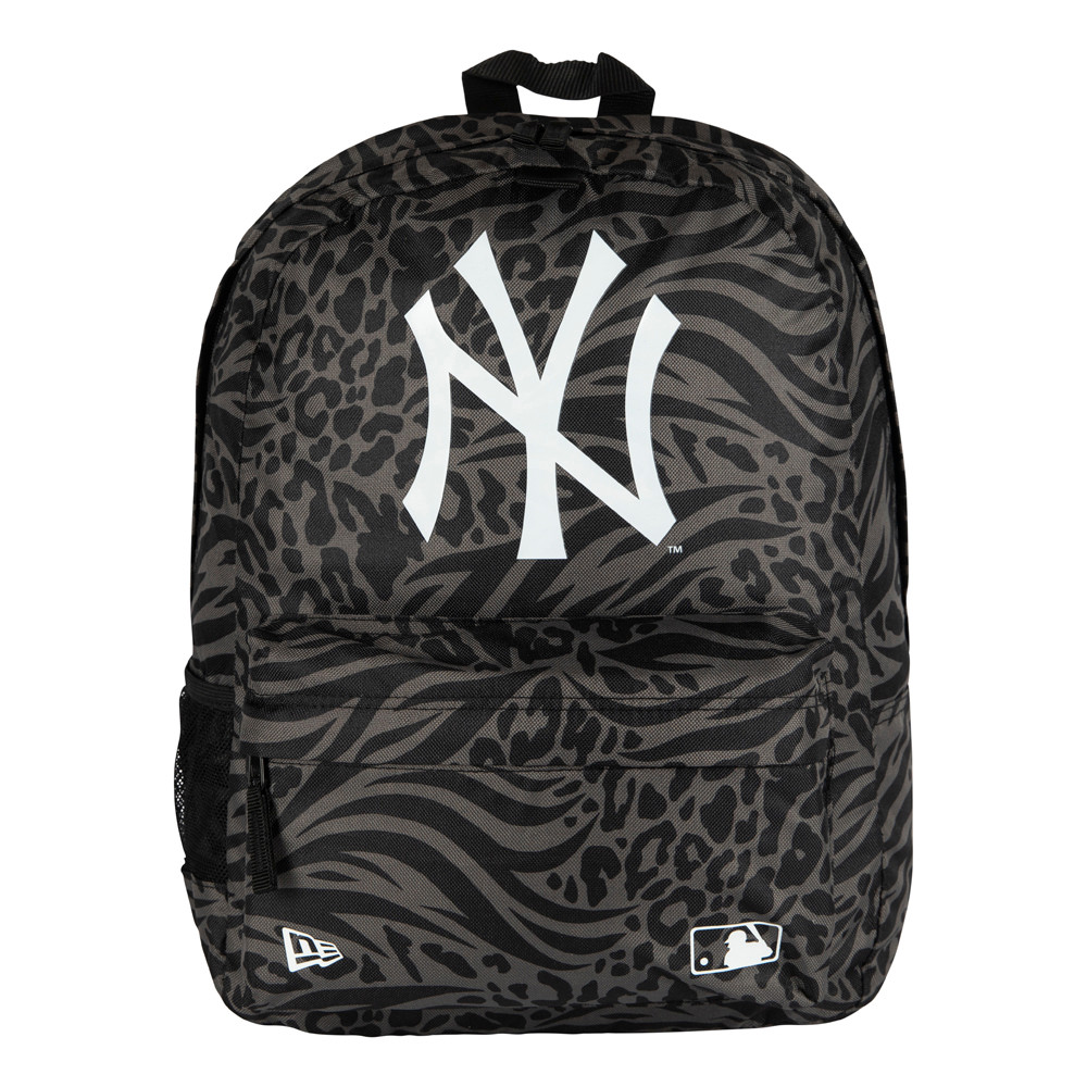 New York Yankees All Over Print Black Rucksack