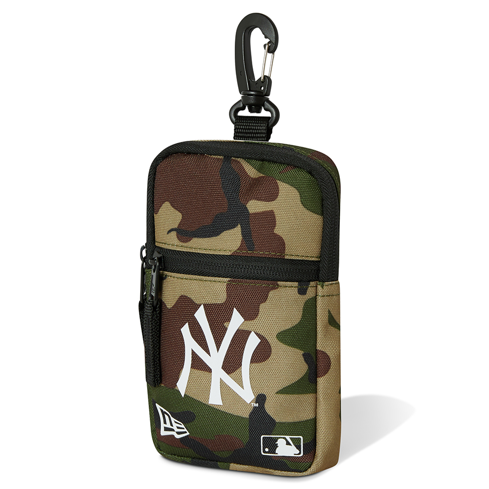 New York Yankees Camo Mini Pouch
