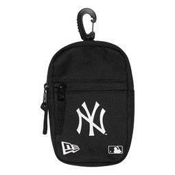 Mini riñonera New York Yankees, negro