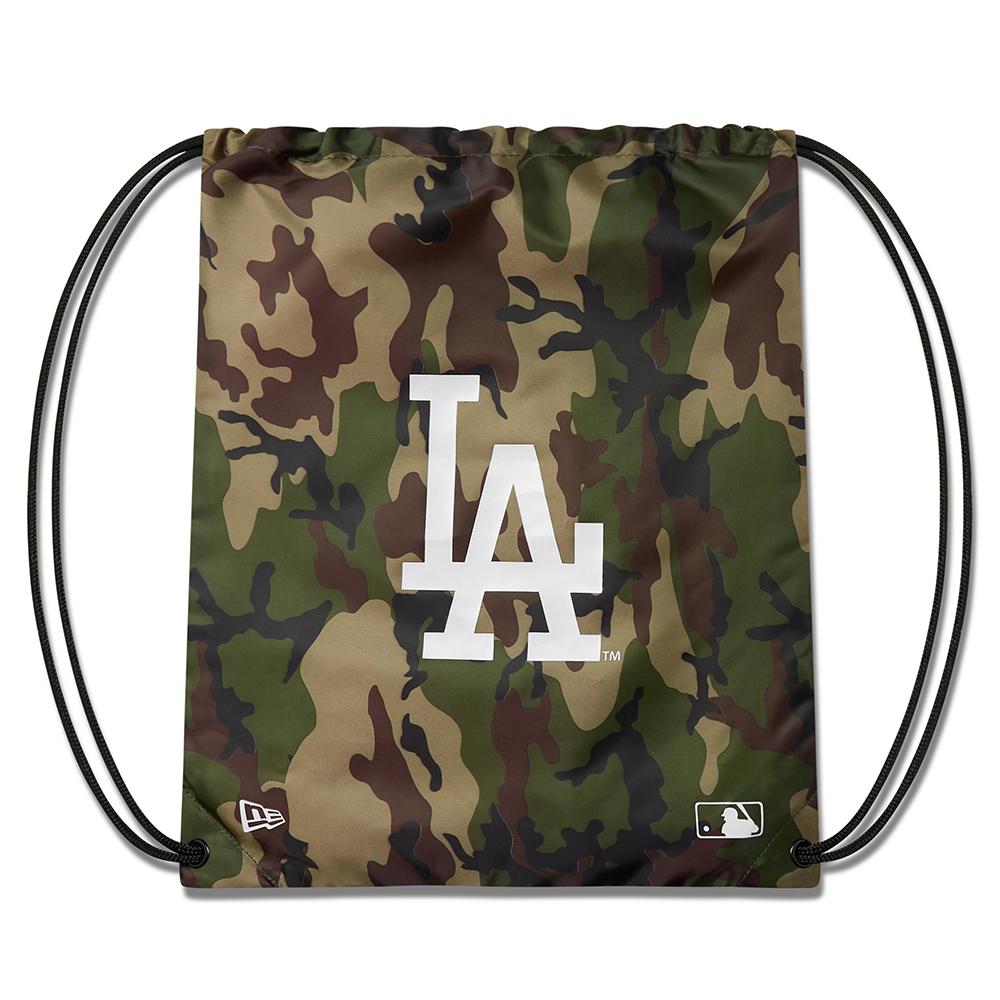 Saco de gimnasio LA Dodgers Camo