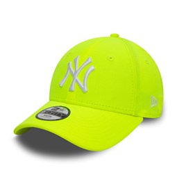 New York Yankees Kids Neon Yellow 9FORTY Cap