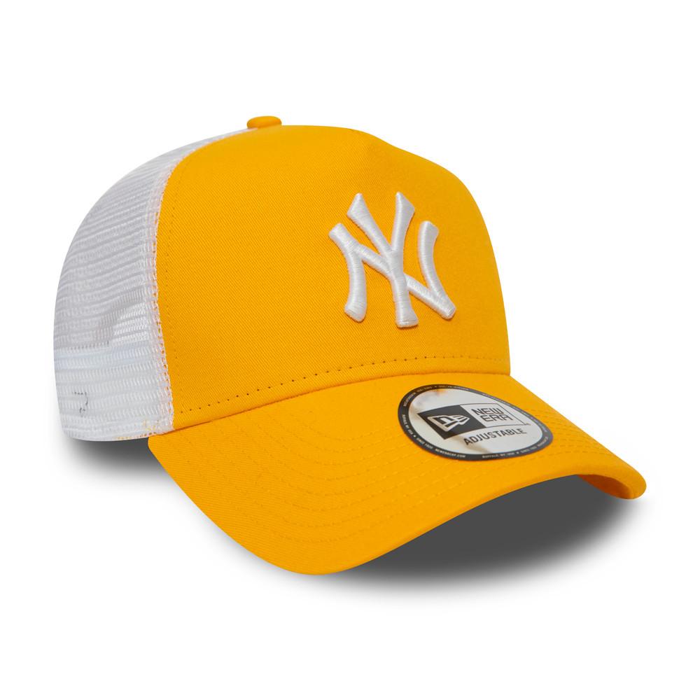 New York Yankees Essential Trucker giallo