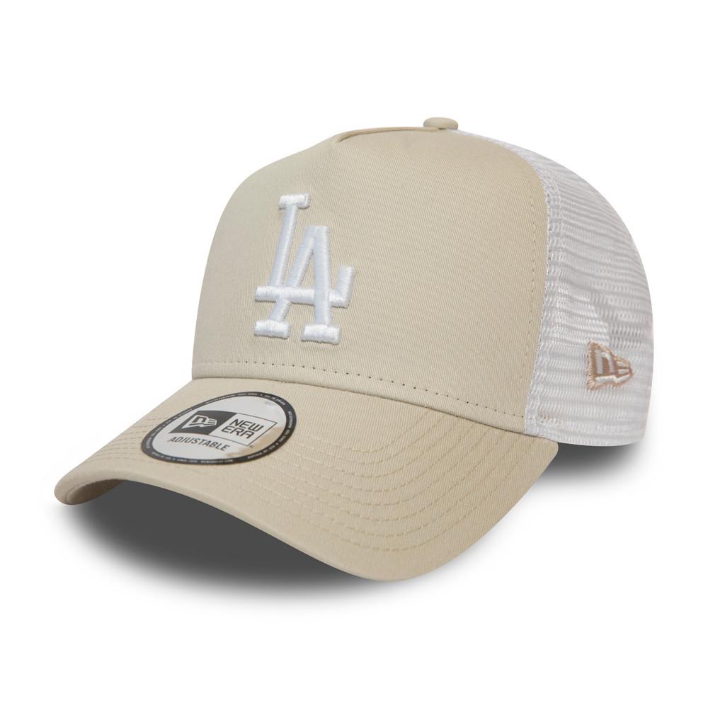 Trucker essentiel couleur pierre des Los Angeles Dodgers