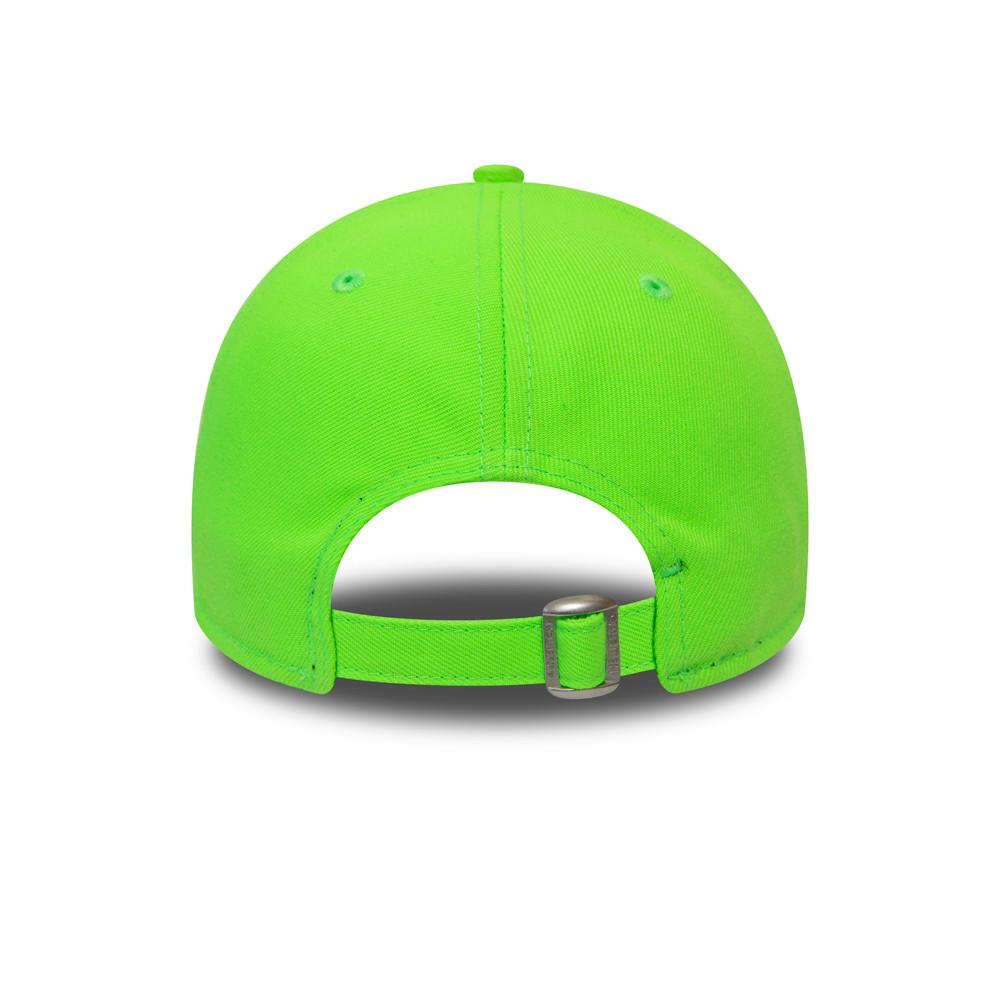 Gorra New York Yankees Neon 9FORTY, verde