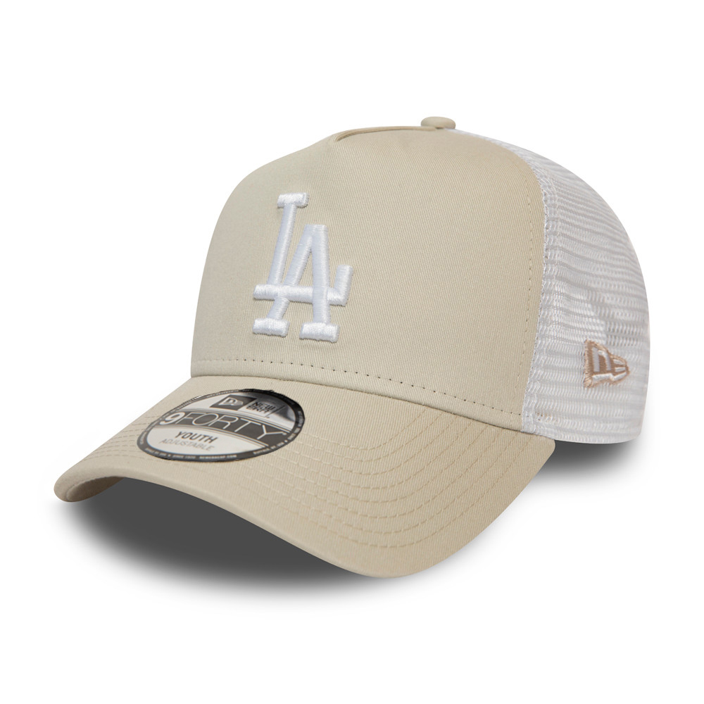 Los Angeles Dodgers Essential Kids Stone Trucker