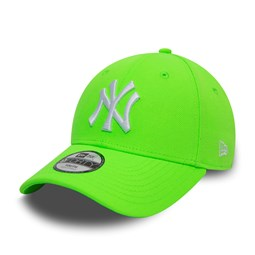 New York Yankees Kids Neon Green 9FORTY Cap
