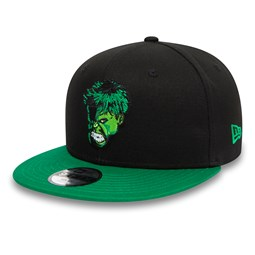 Hulk Kids Black 9FIFTY Cap