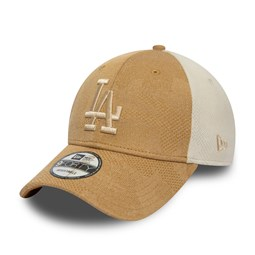 Los Angeles Dodgers Engineered Plus Brown 9FORTY Cap