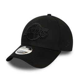Gorra Los Angeles Lakers Stretch Snap 9FORTY, negro