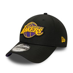 Gorra Los Angeles Lakers Hook Kids 9FORTY, negro