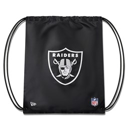 Las Vegas Raiders Black Gymsack