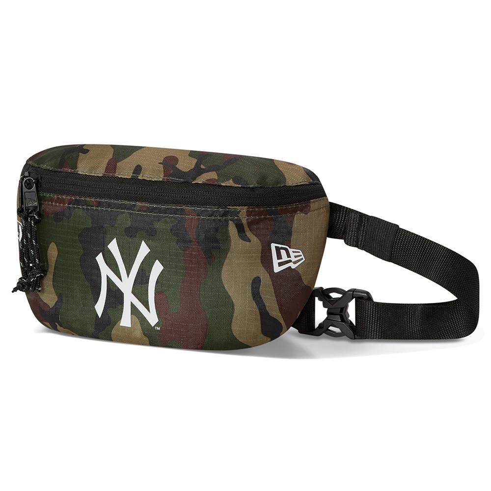 Mini riñonera New York Yankees Camo