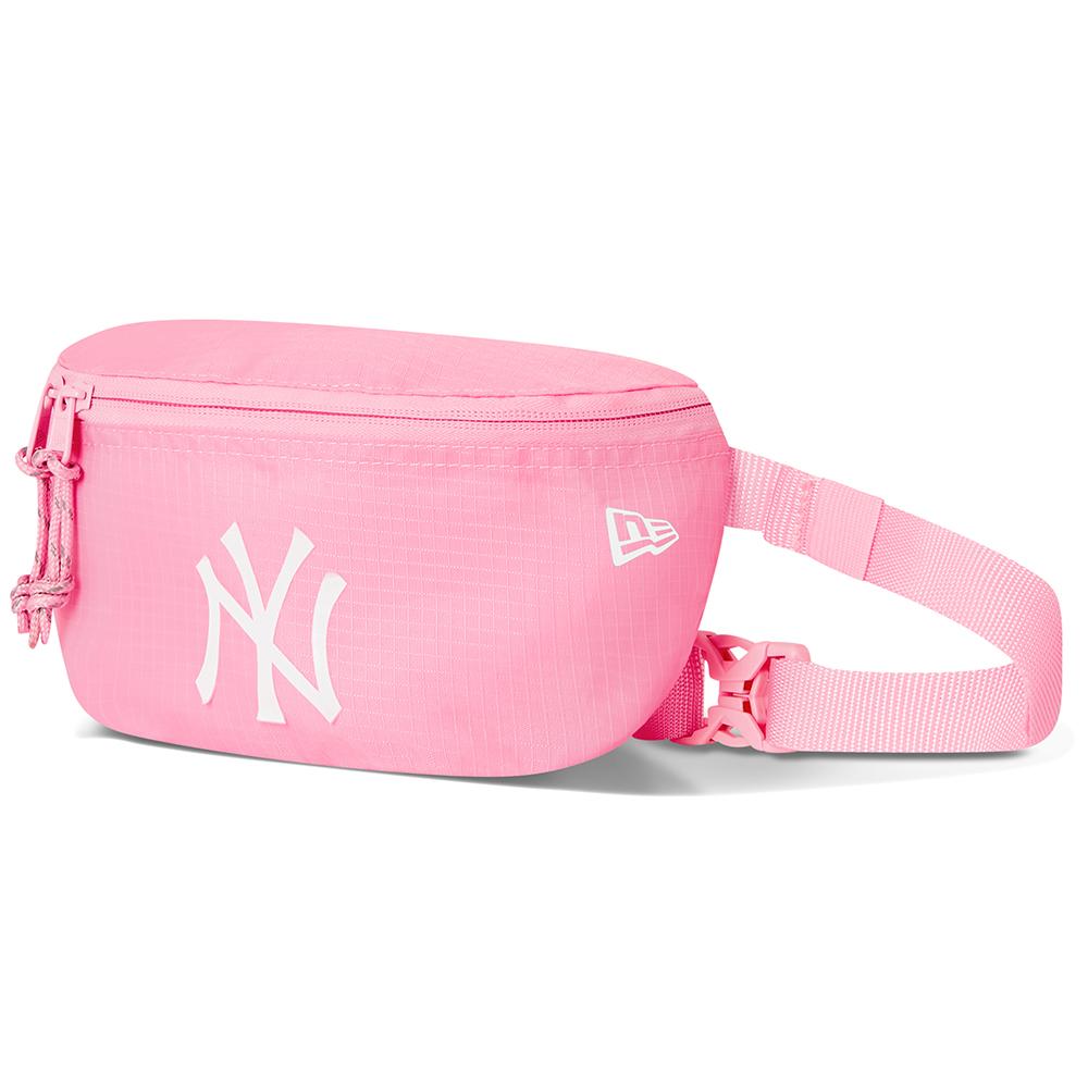 New York Yankees Pink Mini Waist Bag
