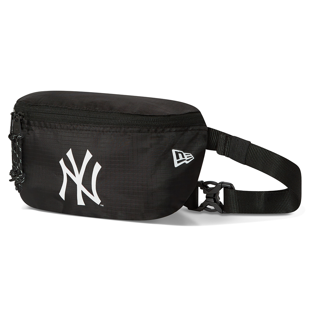 New York Yankees Black Mini Waist Bag