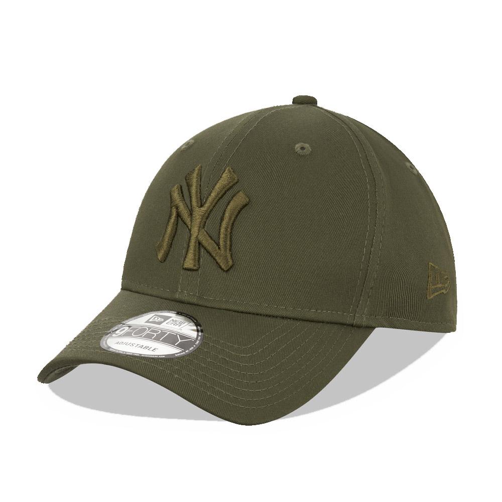New York Yankees Khaki 9FORTY Snapback Cap