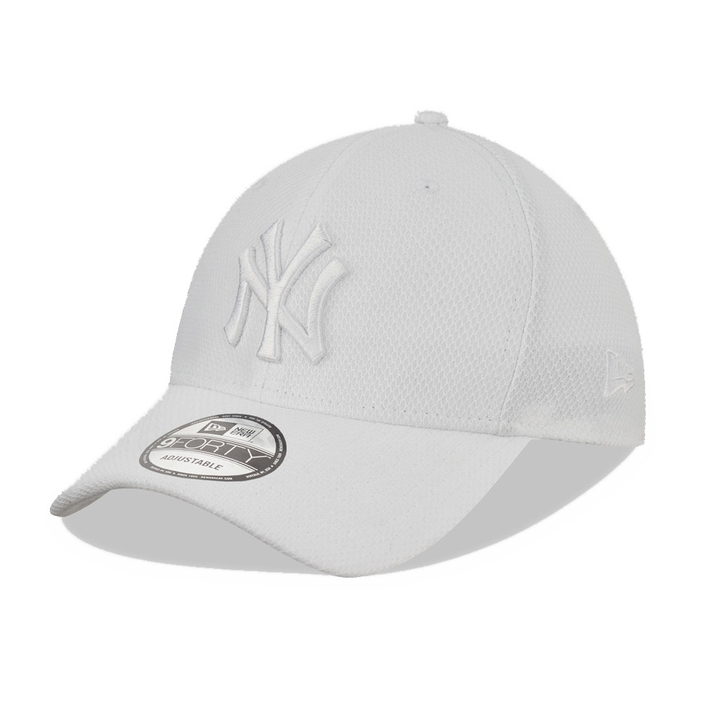 Cappellino 9FORTY Essential New York Yankees bianco