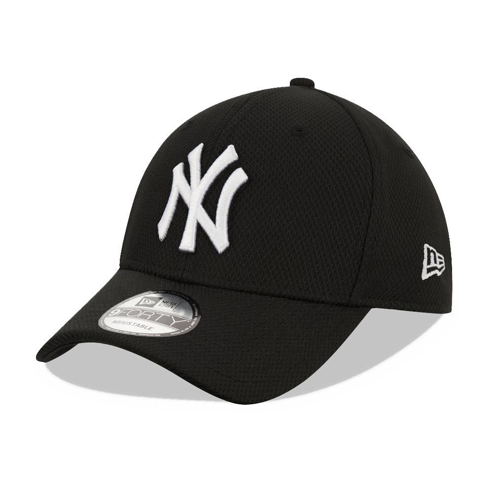 New York Yankees Black 9FORTY Cap