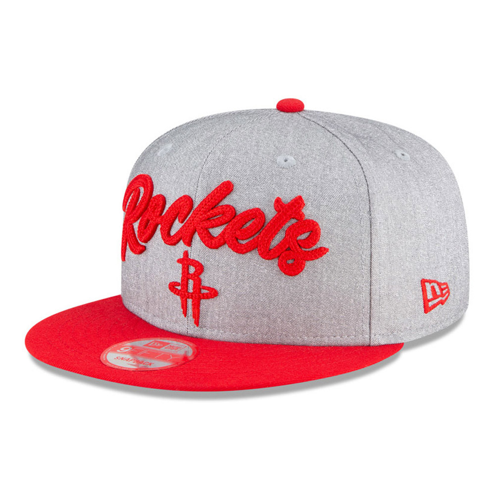 Cappellino Houston Rockets NBA Draft 9FIFTY grigio