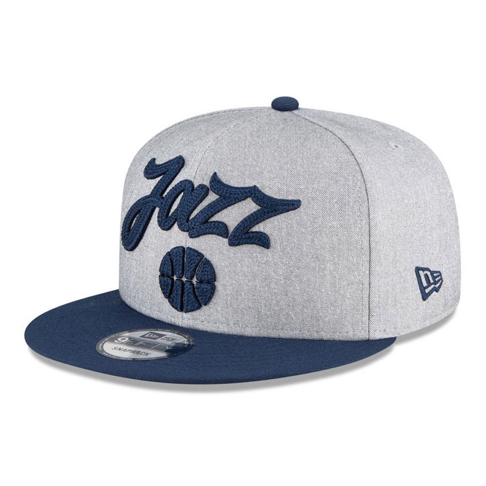 Cappellino Utah Jazz NBA Draft 9FIFTY grigio