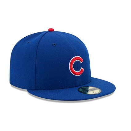 Chicago Cubs Authentic On-Field Game Blue 59FIFTY