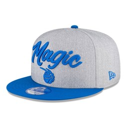 Orlando Magic NBA Draft Grey 9FIFTY Cap
