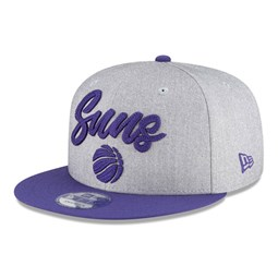 Pheonix Sunds NBA Draft Grey 9FIFTY Cap